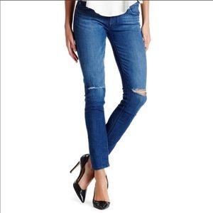 Hudson Krista Super Skinny Medium Wash Jeans